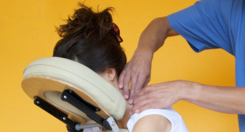 Massage Affairs stoelmassage