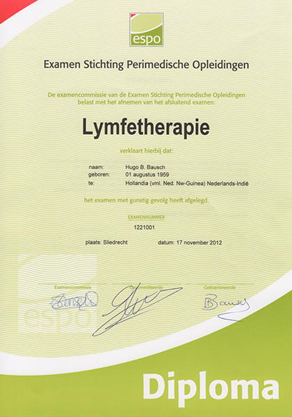 Lymfetherapie