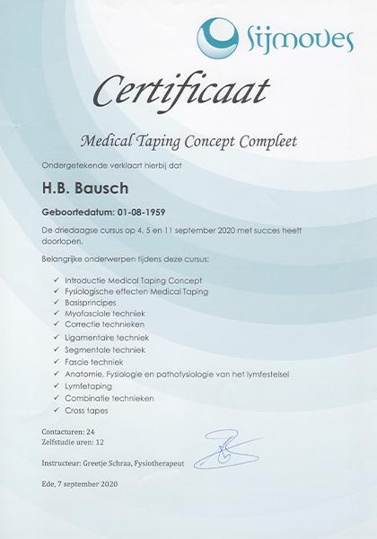 Medical Taping